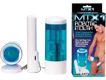Ороимитатор автоматический Robotic mouth, фото 5