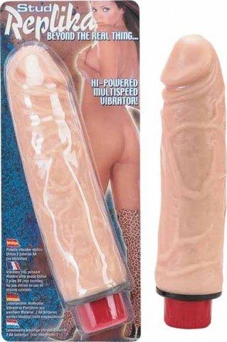 Фаллоимитатор Stud Replika 15,5 см, фото 3
