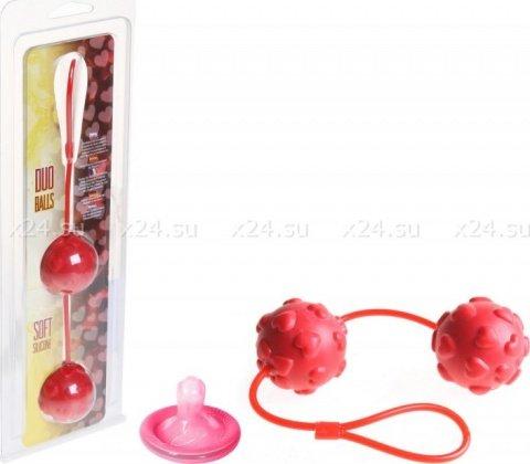 Анально-вагинальные шарики Tender hearts, фото 4