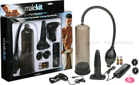 Секс-набор для мужчин Male kit, фото 2