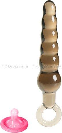 Анальный фаллоимитатор Anal Stick 15 см