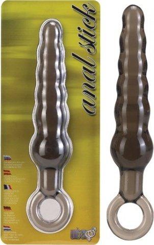 Анальный фаллоимитатор Anal Stick 15 см, фото 3