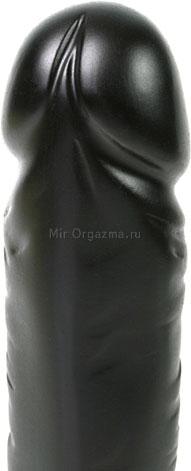 Фаллоимитатор классический, ультрагибкий Classical dildo 20 см, фото 3