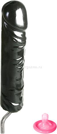Фаллоимитатор Squirmy Rooter 19 см, фото 3