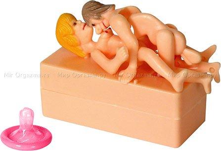 Заводная игрушка - активная пара