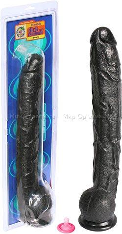Фаллоимитатор-гигант Super Cock 42 см, фото 2