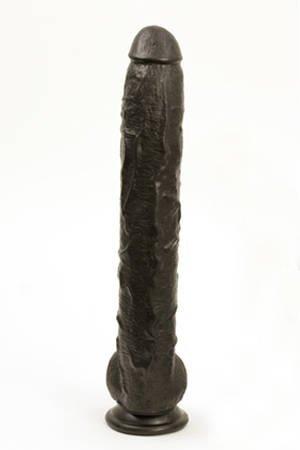 Фаллоимитатор-гигант Super Cock 42 см, фото 4