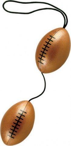 Вагинальные шарики Footballs, фото 3