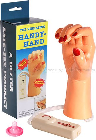 Мастурбатор рука Handy-Hand 19 см, фото 2