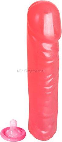 Фаллоимитатор Crystal Jellies 20 см