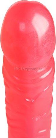 Фаллоимитатор Crystal Jellies 20 см, фото 3