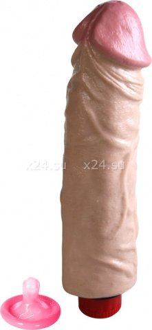 Вибратор телесный 19,5 см
