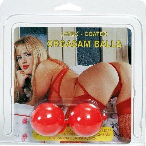 Вагинальные шарики Orgasm Balls, фото 3
