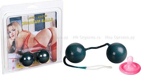 Вагинальные шарики Orgasm Balls, фото 2