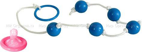 Анальные шарики маленькие d 1,2 см