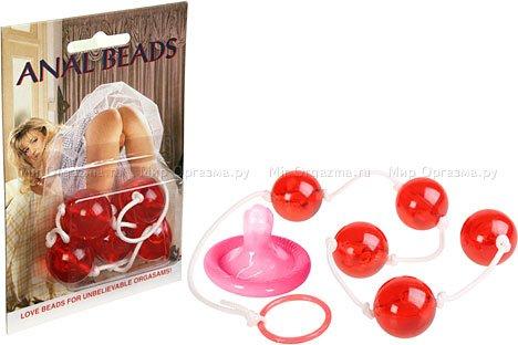 Анальные шарики Anal Beads, фото 2