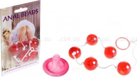 Анальные шарики Anal Beads, фото 3