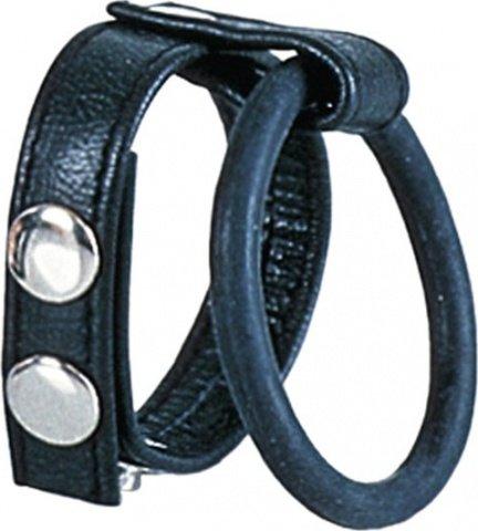 Эрекционное кольцо на член и яички, фото 4