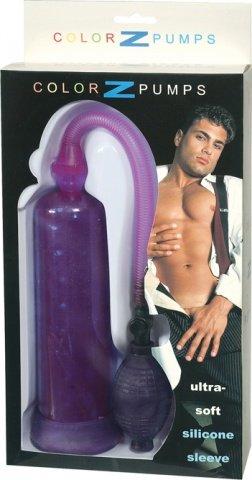 Помпа Lavender, мужская, фиолетовая, 55 х190 мм, фото 4