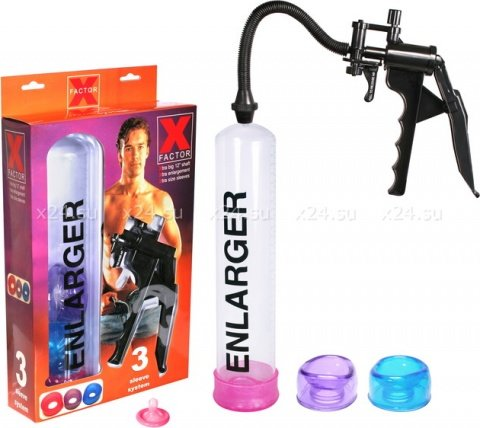 ����� X-Factor Enlarger Pump, � ����� ���������, 65 �320 ��, ���� 3