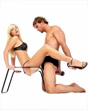 Стул для любовных игр Incredible Sex Stool, фото 3