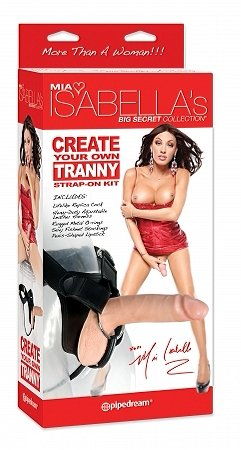 ������� Create your own Tranny strap-on kit, ���� 7