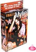 Кукла finally mylie (3 отверстия) - Секс-шоп Мир Оргазма