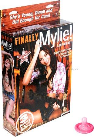 ����� finally mylie (3 ���������)