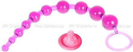 Анальные бусы Thai Toy Beads