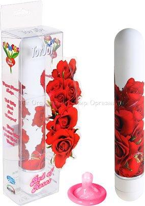 Вибратор Bed Of Roses, фото 2