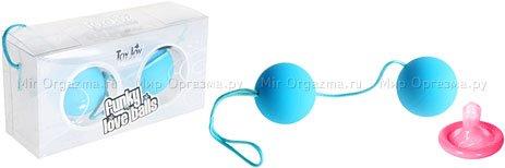 Шарики Funky Love Balls Blue, фото 2