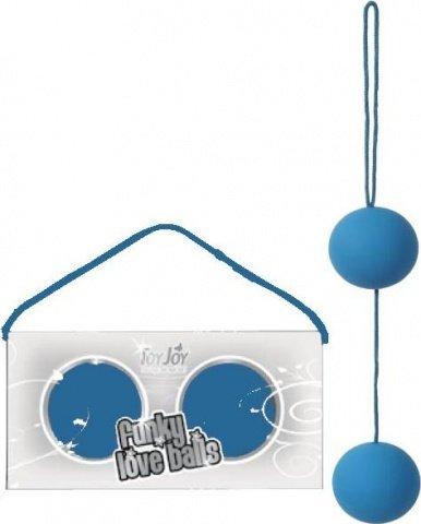 Шарики Funky Love Balls Blue, фото 3
