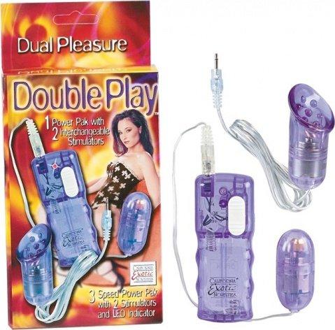 Стимулятор для клитора Double Play, фото 4