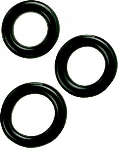 Гигантские силиконовые кольца Colt 3 Ring Set