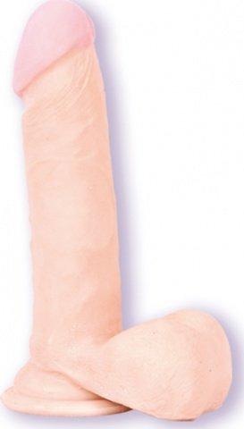 Фаллоимитатор The Realistic Cock 19 см, фото 3