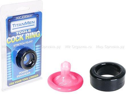 Эрекционное кольцо Cock ring, фото 2