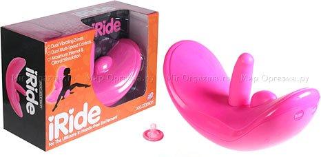 Вибростимулятор для секс езды iride, фото 2