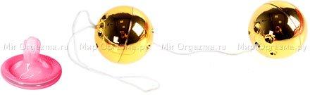 Шарики Gold Metal Balls