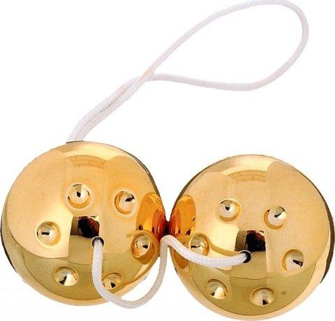 Шарики Gold Metal Balls, фото 3