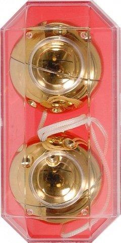 Шарики Gold Metal Balls, фото 4