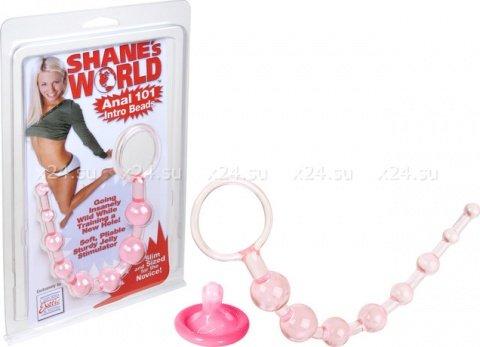Анальные шарики Shanes World, фото 4
