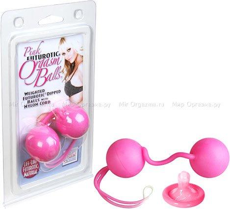 Шарики со смещенным центром тяжести Pink, фото 2