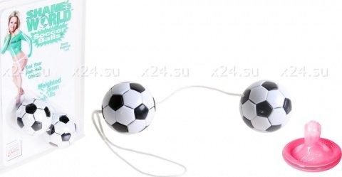 Шарики со смещенным центром тяжести Soccer Balls, фото 3
