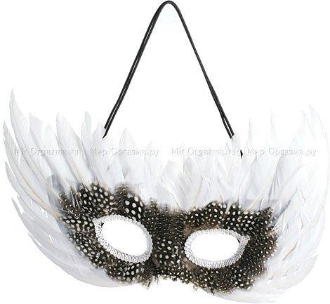 Белая маска festiva exotic