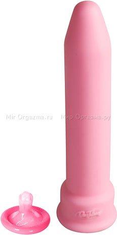 Анальный стимулятор Pretty & pink