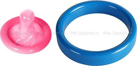 Металлическое кольцо TitanMen