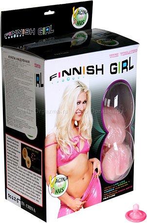 Кукла с вибровагиной Finnish Girl, фото 2
