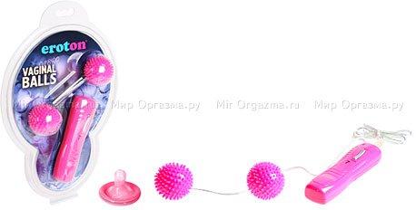 Виброшарики вагинальные Vaginal Balls, фото 2