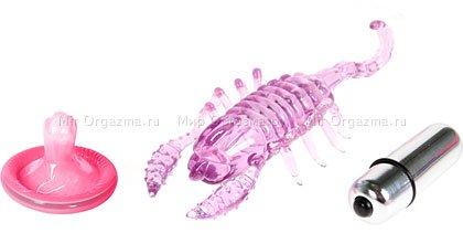 �������� Scorpio vibrator