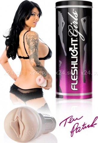 Fleshlight Girls Tera Patrick слепок вагины, фото 4